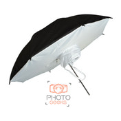 Image of the reflector umbrella brolly box.
