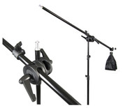 Light Stand, Telescopic Boom Arm & Lock Nut Set