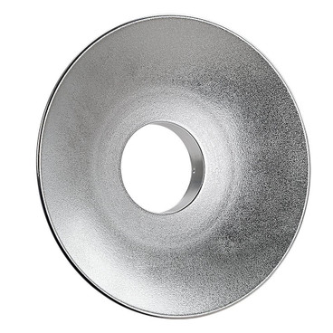 Image showing the front of the reflector and its wide surface