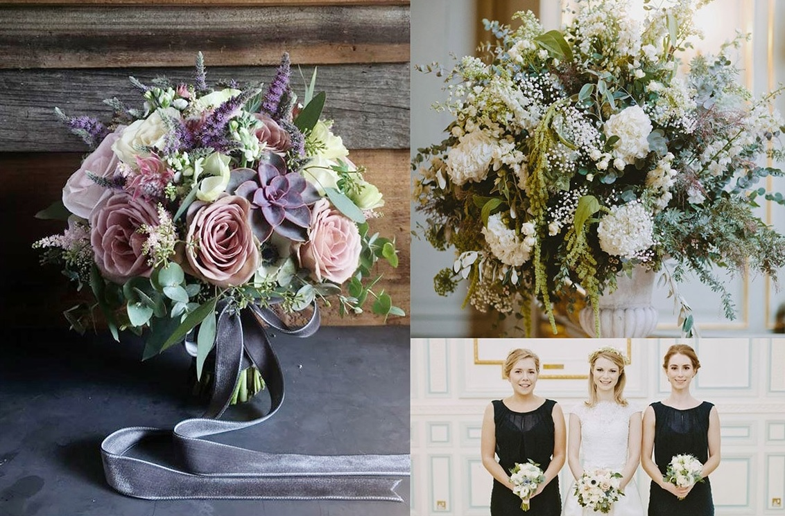 Weddings and Bridal flowers at Moyses Stevens