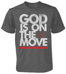 God Is On The Move Tour Shirt
