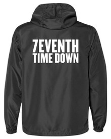7eventh Time Down Windbreaker Jacket