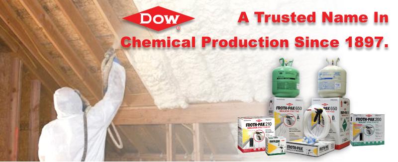 Dow Spray Foam Insulation and Sealants
