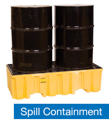 Spill Containment Platforms and Pallets
