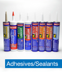 Construction Adhesives and Sealants