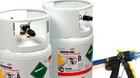 Dow Froth Pak Refill Systems