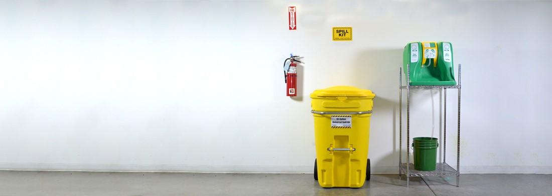 Choosing The Right Spill Kit Awarehousefull
