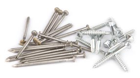 Fasteners - Stainless Steel