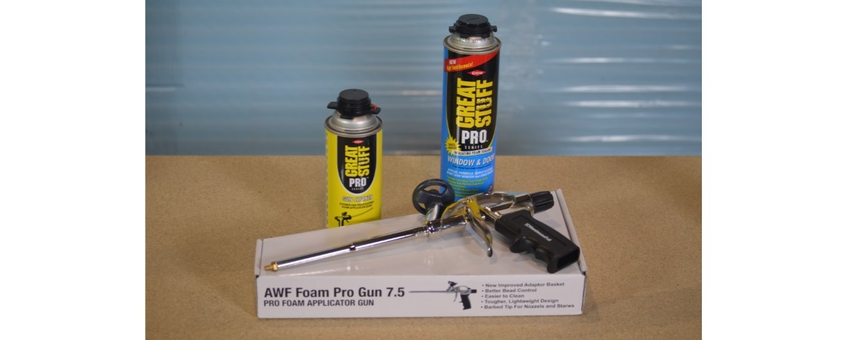 Pro Foam Gun, Complete Starter Package