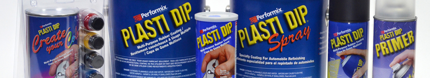 Plasti Dip Family of Products
