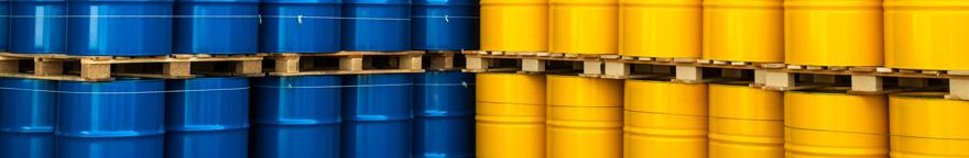 Plastic Storage Drums UN Rated