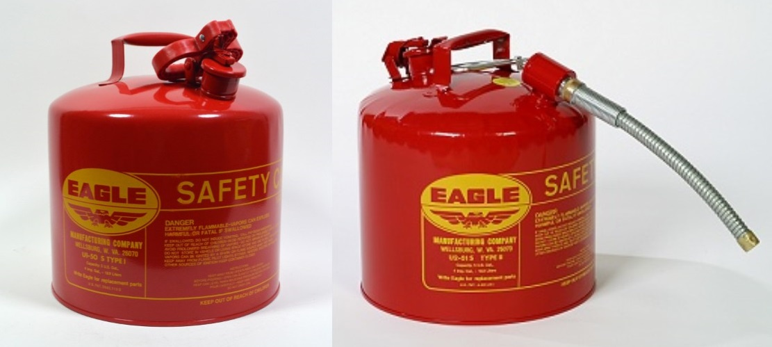 Where Are The Plastic Eagle Gas Cans Awarehousefull