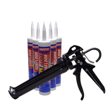 Contents: Pro Caulk Gun, 6 Cartridges PL 400 All Weather Adhesive