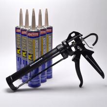 Contents: Pro Caulk Gun, 6 Cartridges PL S10 Sealant