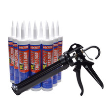 Contents: Pro Caulk Gun, 12 Cartridges PL 400 All Weather Adhesive