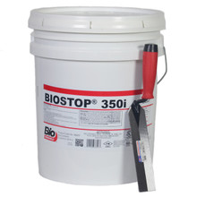 Biostop 350i comes with a bonus Margin Trowel