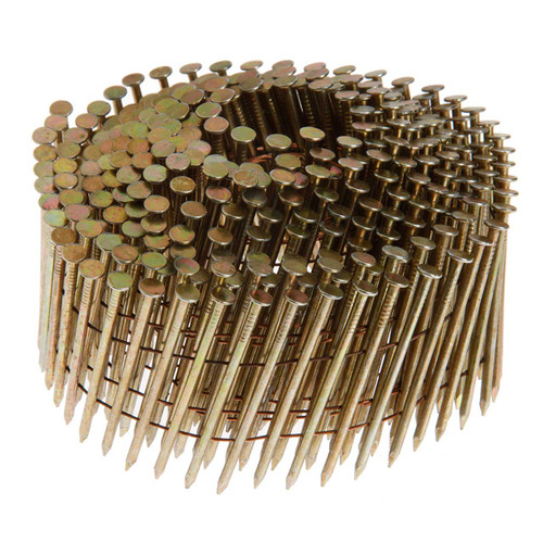 Hot Dipped Galvinized Ring Shank Nails
