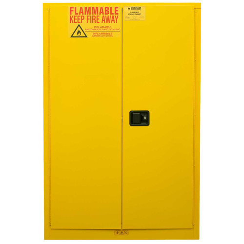 Durham 1045M-50 Cabinet: 45 Gallon Capacity, Manual Close Doors