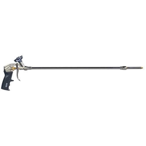 24 inch (60 cm) barrel allows extended reach