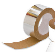 Dow Thermax Foil Tape (Silver) for Thermax Poly Iso Sheathing
