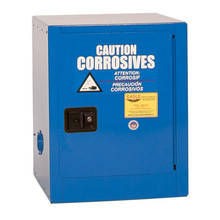 4 Gallon Acid & Corrosive Safety Cabinet Self Close Door Eagle Model CRA-1903