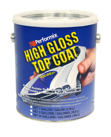 Plasti Dip High Gloss Top Coat, 1 Gallon Can