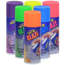 Blaze Marking Set contains 1 can of each Blaze Color