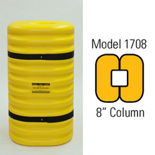 "Eagle 1708 Column Protector, 24"" wide, 42"" tall"
