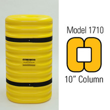 "Eagle 1710 Column Protector, 24"" wide, 42"" tall"