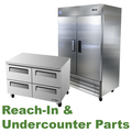 Reach-In / Undercounter Parts