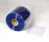 "SMOOTH - 12"" Strip Curtain Roll - Freezer"