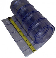 "RIBBED - Single Replacement Strip - 8"" x 120"" - Cooler"