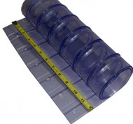 "RIBBED - Single Replacement Strip - 12"" x 120"" - Cooler"