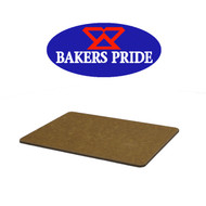 Bakers Pride Cutting Board CBBQ-60S