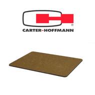 Carter Hoffmann Cutting Board 16010-8651, Ss Cc76
