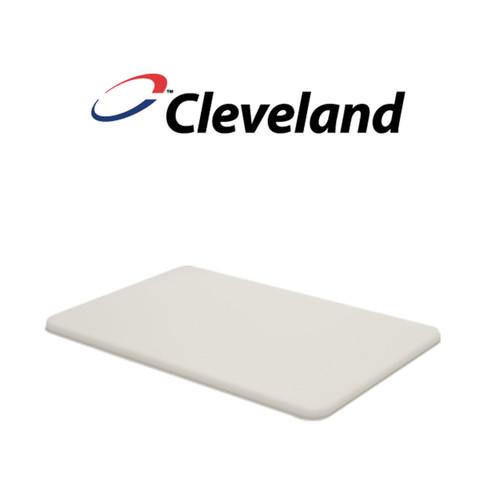 Cleveland Cutting Board 104-004-003D