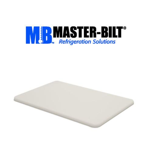 Master-Bilt Cutting Board MRR283
