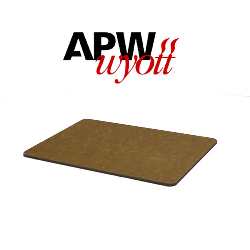 APW-Wyott Cutting Board 32010648