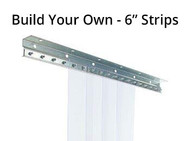 "Build Your Own 6"" Strip Curtain Kit (CG.6SCK)"