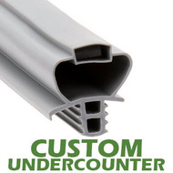 Profile 890 - Custom Undercounter Door Gasket