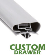 Profile 677 - Custom Drawer Gasket