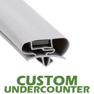 Profile 677 - Custom Undercounter Door Gasket