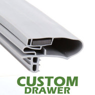 Profile 783 - Custom Drawer Gasket