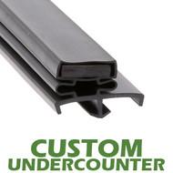 Profile-167-Custom-Undercounter-Gasket-gasket-167-2