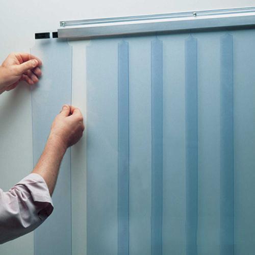 Kason Easimount Strip Curtain Kit 38 X 84 Refrigeration Gaskets