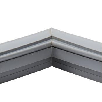 Randell In-Gsk0111 Gasket 57 1//2 X 24 1//4 7//16 Mag Push-In Gray For Randell 741299
