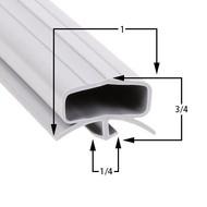 Silver-King-Gasket-24-5/8-x-26-1/4-57-058-10310-12-SK2SB-SKSB7-1