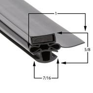 Turbo-Air-Gasket-24-1/4-x-26-3/4-67-010-30223P0100-TPR-67SD-TPR-93SD-Z673101000-GPP67D-TPR93SD-PPT67-TPR67SD-1