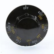 Generic - Knob, Thermostat, 200-400 Degree F/100-200 Degree C - Equivalent to Pitco PP10539