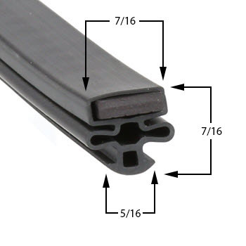 Utility-Gasket-21-1/4-x-59-1/2-69-017-1